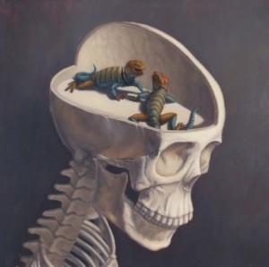 lizard-brain