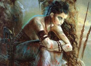 warriorgoddess of the sacred