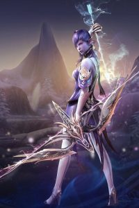 goddess_worrior_archery_by_rainaflax-d4srkhs