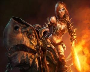 fantasy-rider-warrior